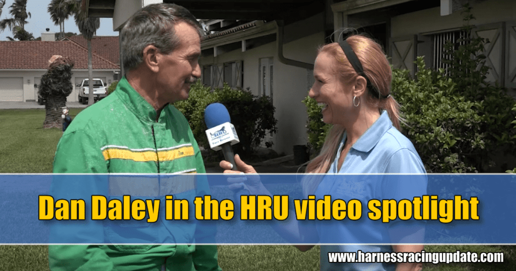 Dan Daley in the HRU video spotlight