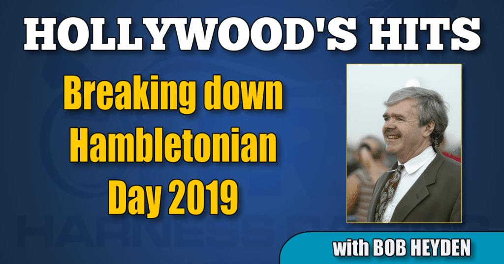 Breaking down Hambletonian Day 2019