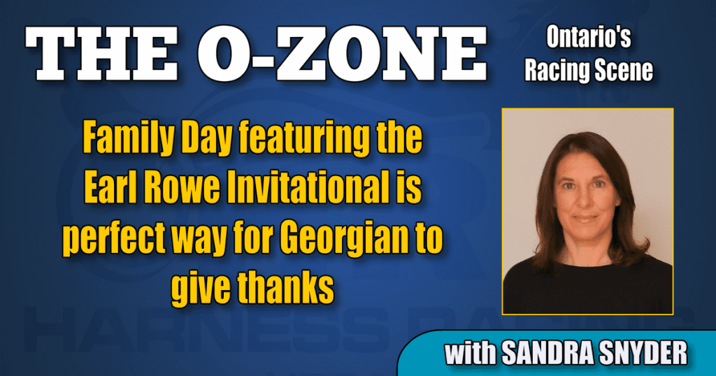 Family Day featuring the Early Rowe Invitational is perfect way for Georgian to give thanks