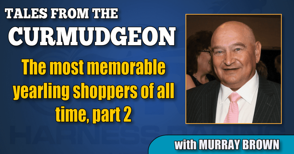 The most memorable yearling shoppers of all time, part 2