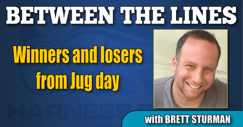 Winners and losers from Jug day