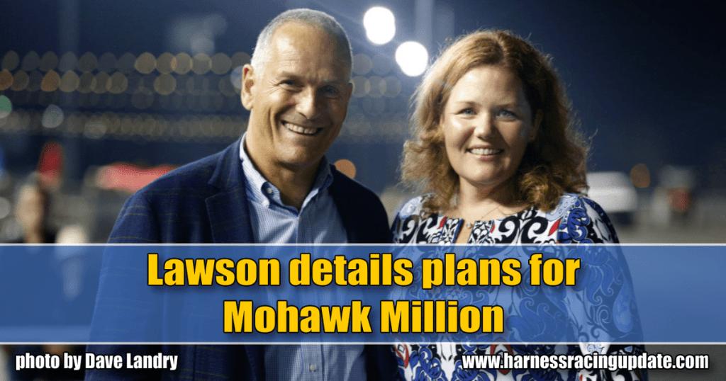 Lawson details plans for Mohawk Million