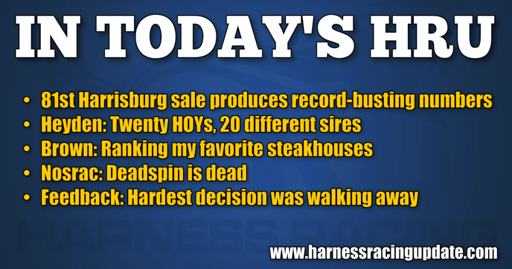 81st Harrisburg sale produces record-busting numbers