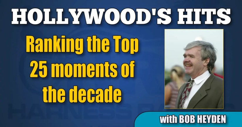 Ranking the Top 25 moments of the decade