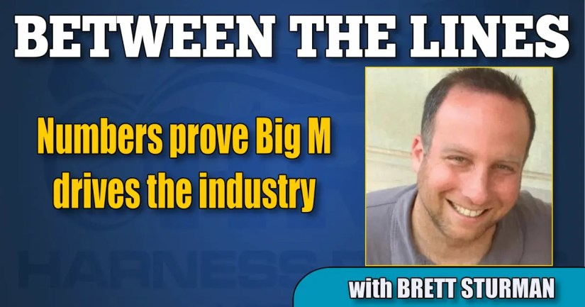 Numbers prove Big M drives the industry