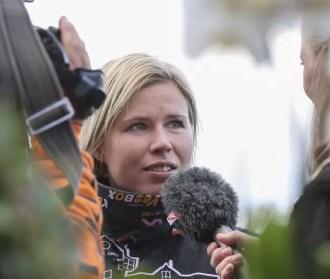 Jeannie Karlsson/Sulkysport | Emilia Leo has quickly become a rising star in Sweden.