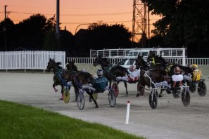 Four Footed Fotos | The 2020 season gets off and pacing Saturday at Hawthorne.