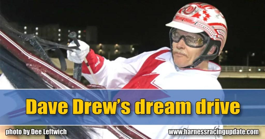 Dave Drew's dream drive
