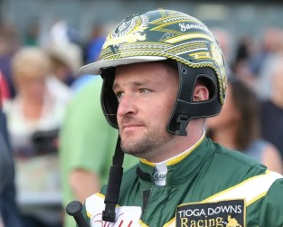 Claus Andersen   Driver Yannick Gingras.