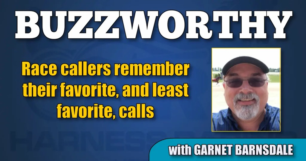 Race callers remember their favorite, and least favorite, calls