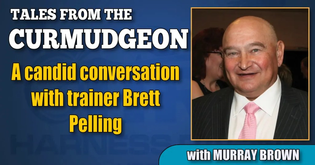 A candid conversation with trainer Brett Pelling