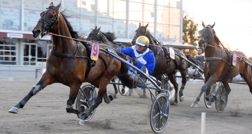 Martin Langels / ALN | Ecurie D (Björn Goop) winning in Eskilstuna on July 15.