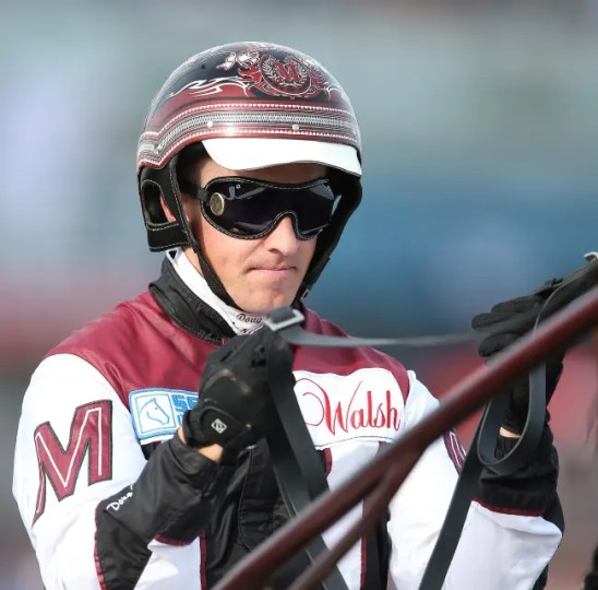Claus Andersen | Doug McNair will get his fourth NA Cup drive. He will pilot Capt Midnight.