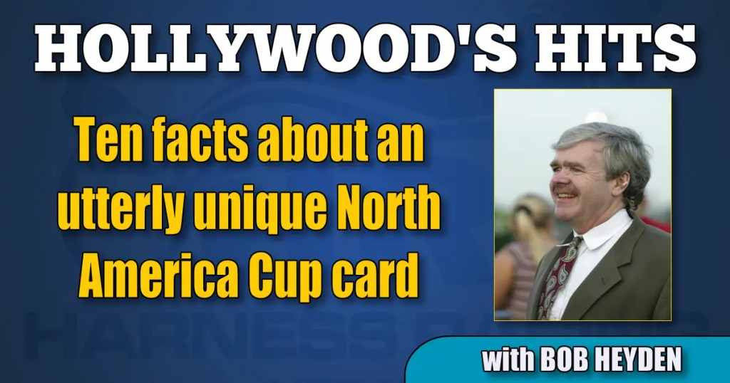Ten facts about an utterly unique North America Cup card