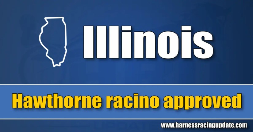 Hawthorne racino approved
