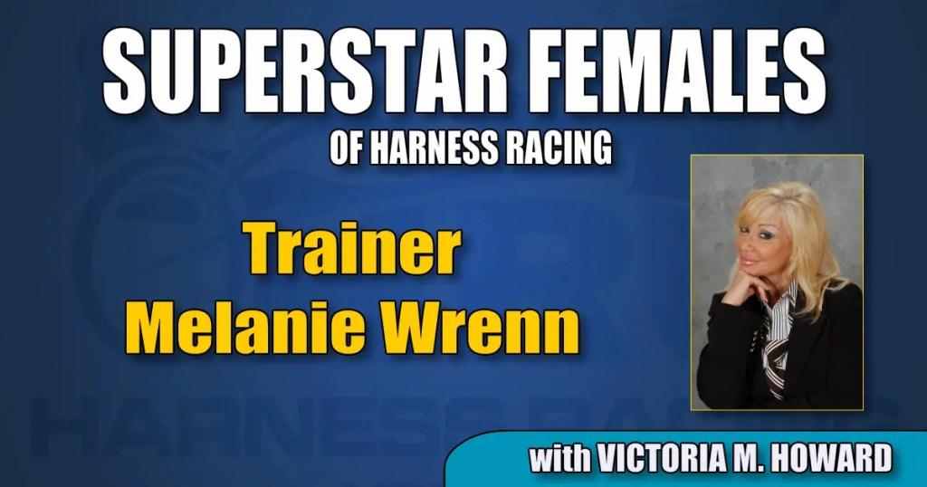Trainer Melanie Wrenn