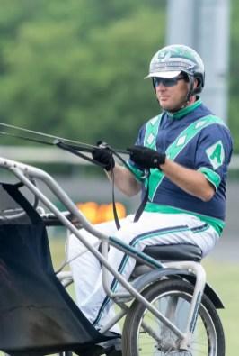 Dave Landry | Trainer Tony Alagna.