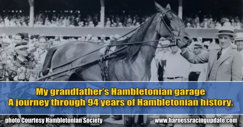 A journey through 94 years of Hambletonian history.