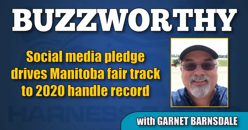 Social media pledge drives Manitoba fair track to 2020 handle record