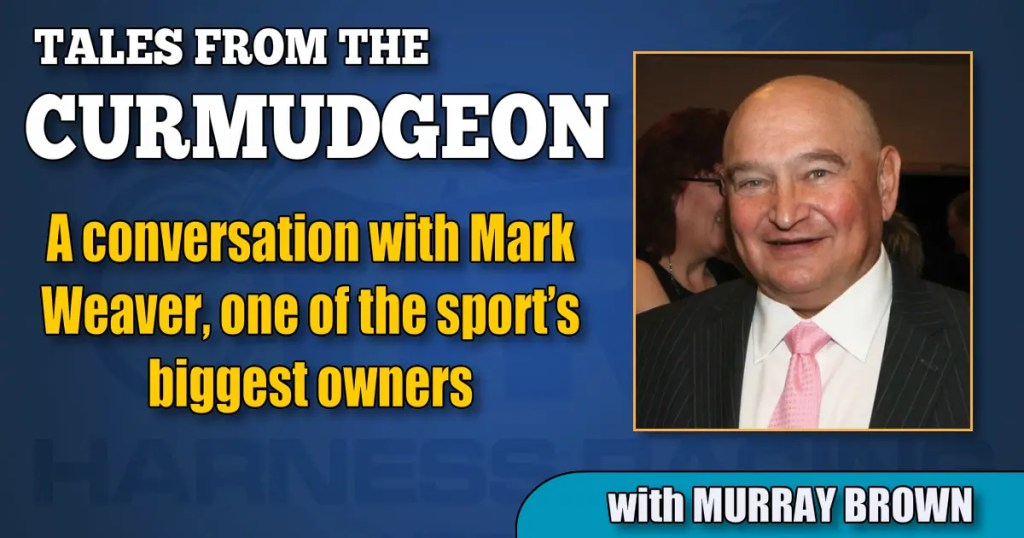 A conversation with Mark Weaver, one of the sport's biggest owners