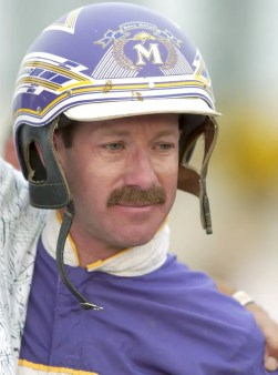 Dave Landry | Ohio native David Miller cried when he won his first Little Brown Jug in 2003 with No Pan Intended. He has added four more Jug victories since.