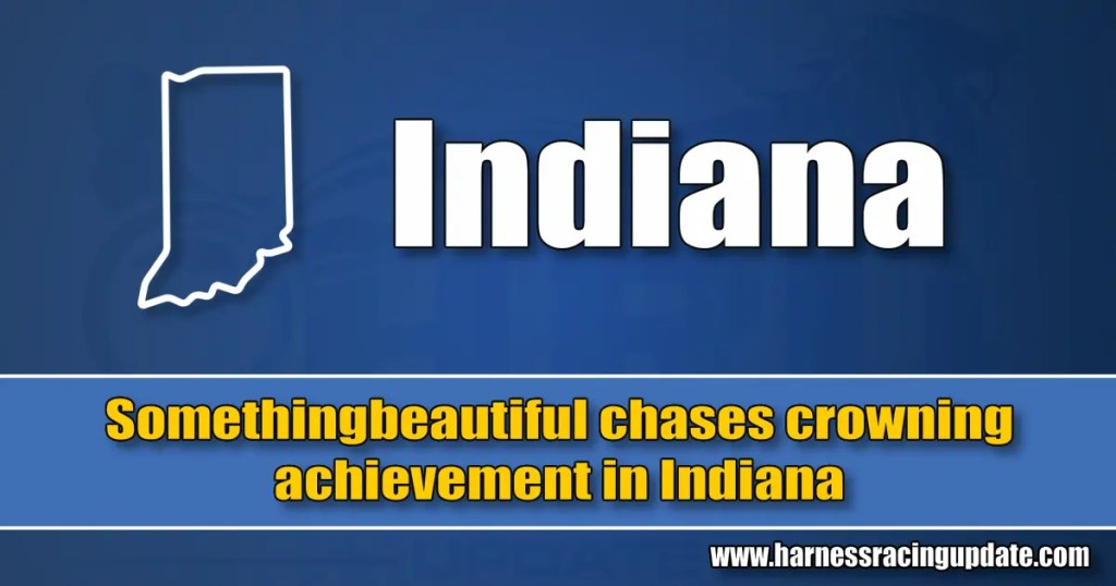Somethingbeautiful chases crowning achievement in Indiana