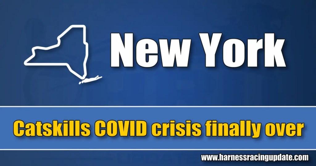 Catskills COVID crisis finally over