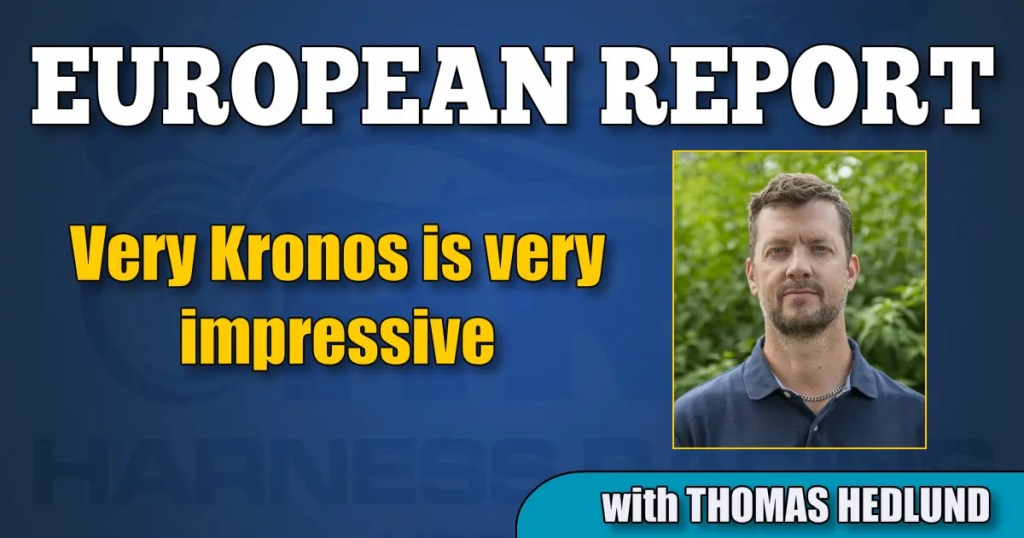 Very Kronos is very impressive