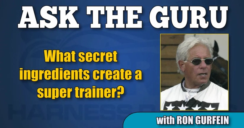 What secret ingredients create a super trainer?