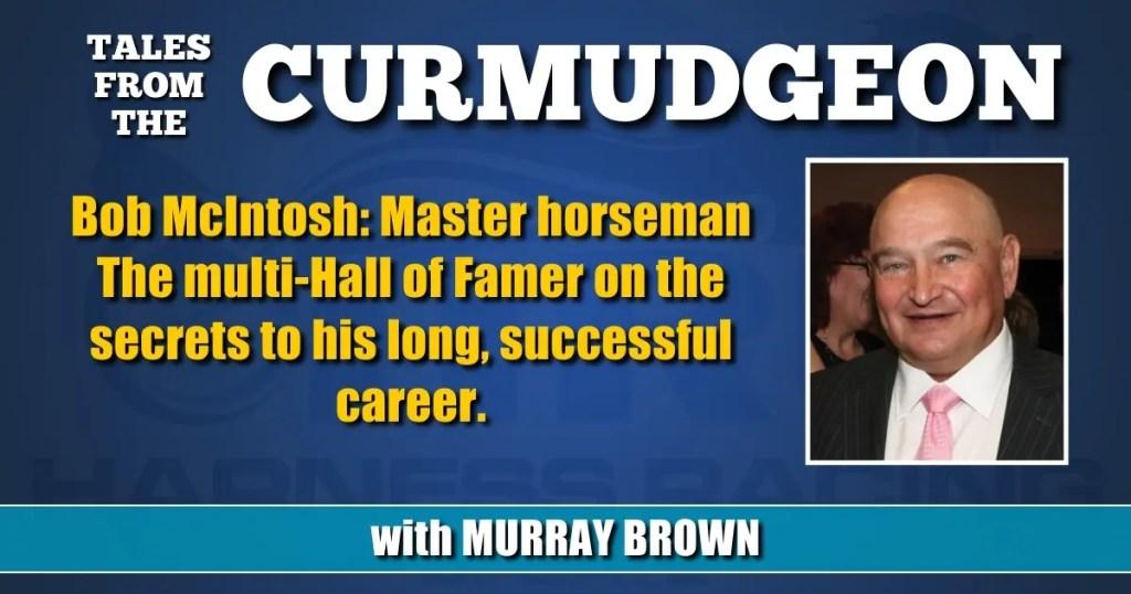 Bob McIntosh — Master horseman