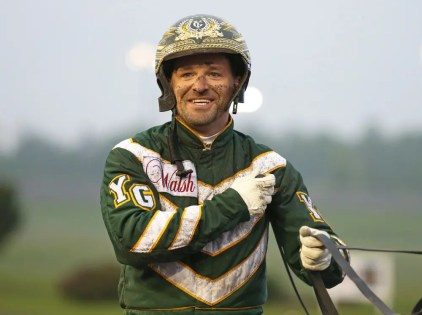 Claus Andersen | Yannick Gingras made a bold move to jump from Quebec straight to Yonkers at the start of his career.