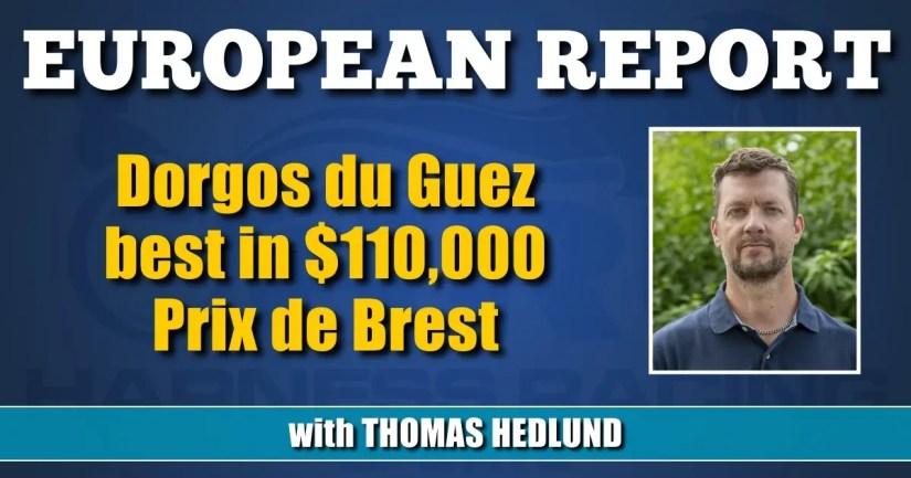 Dorgos du Guez best in $110,000 Prix de Brest