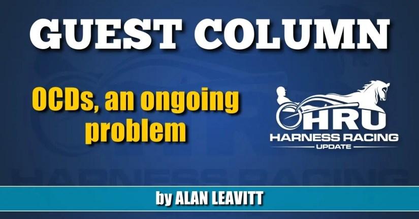 Alan Leavitt: OCDs, an ongoing problem