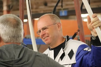 Ken Weingartner / USTA | Trainer John Butenschoen.