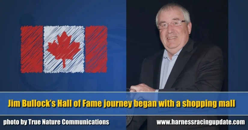 Jim Bullock's Hall of Fame journey began with a shopping mall