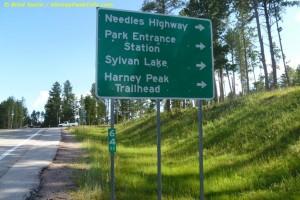 Harney Peak Directions