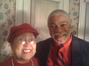 Cyn Harvey and Harold Michael Harvey Valentine 2010