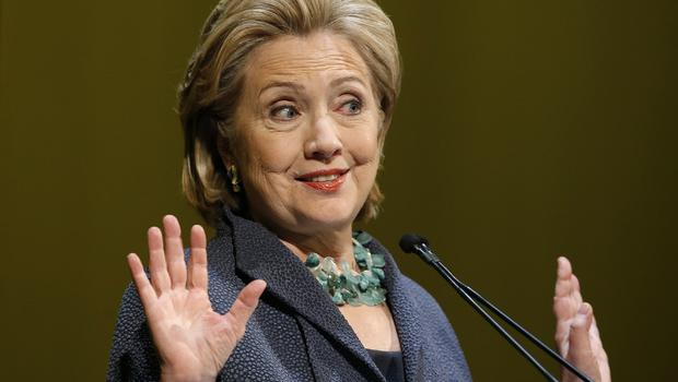 Hillary Clinton  disavows any intent to deceive the American Public in  the use of her private email account while conducting State Department business. Photo Credits: Reuters 2014