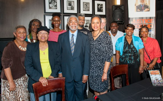 Town Hall on Justice and Race in America convened by Harold Michael Harvey held its first session at Sweet Auburn Seafood on September 15, 2015.