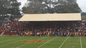 The iconic Shed at Tuskegee University is the center of attention following negative depiction of student conduct at Homecoming 2015.