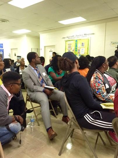 Black Lives Matter Atlanta 12 17 15