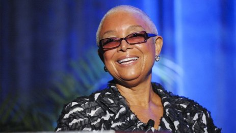 Camille Cosby, the quiet and beautiful wife of the legendary philanthropist, Bill Cosby Photo Credits: Variety.Com