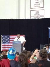 Bernie Sanders Rally Morehouse Killer Mike 2 16 16