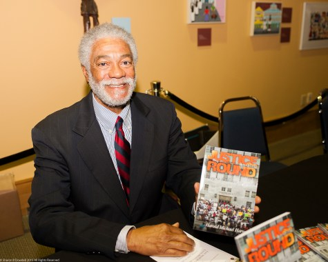 Harold Michael Harvey is the bestselling author of Justice in the Round Photo Credits: Sharon Dowell