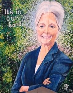 Jill Stein Portrait