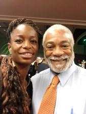 YahNe Ndgo and Harold Michael Harvey