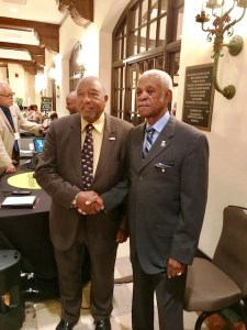 Elmore Nickelberry and Bernard LaFayette