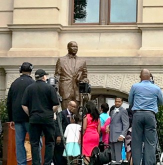 Statue of Dr. Martin Luther King, Jr.