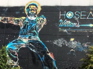 Hosea Williams Mural 2