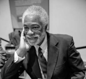 Harold Michael Harvey Black and White 1